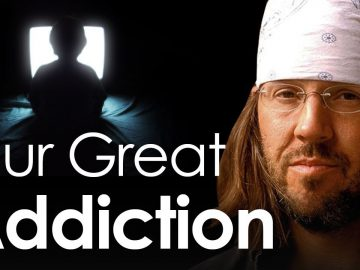 David Foster Wallace – The Dangers Of Internet & Media Addiction